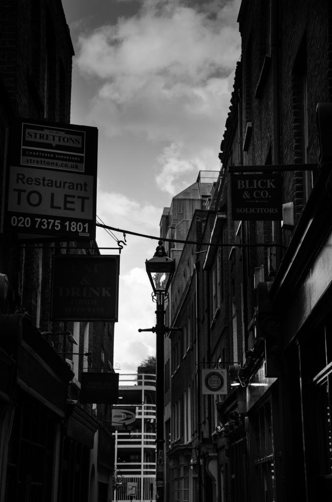 Liverpool street - London