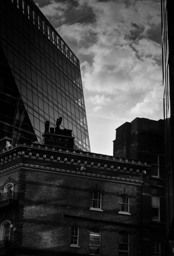 Urban Archcitecture in London