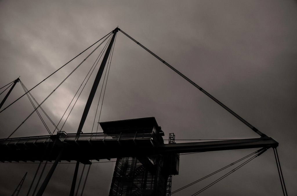 The crossing bridge