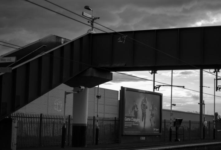 The rail Station-Edit
