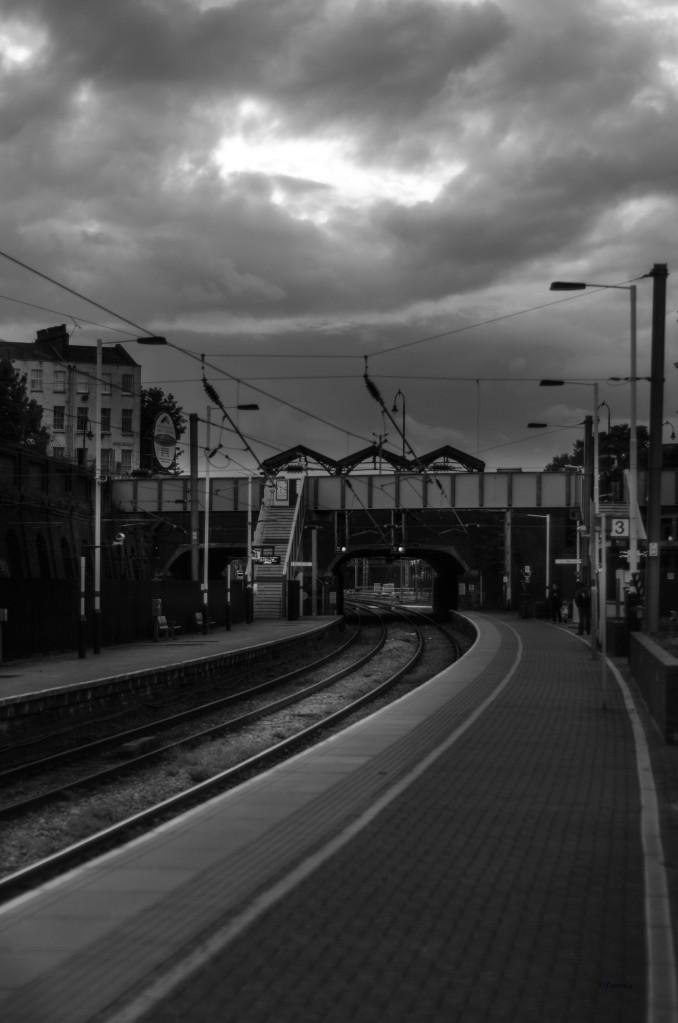Kentish Town Rail Station