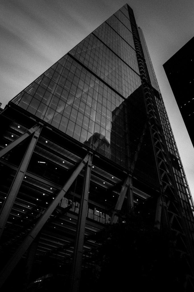 Leandhall Building by Pamela Aminou