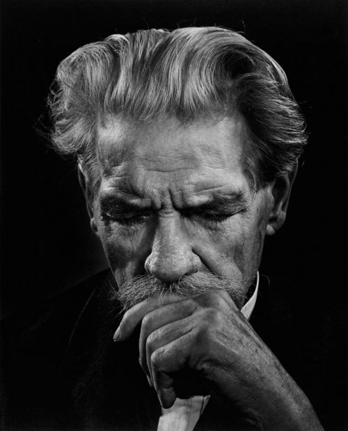 Monday Photography Inspiration – Yousuf Karsh