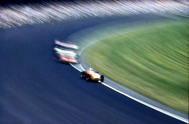 Race Cars by Ernst Haas