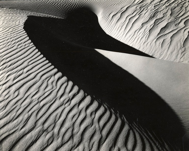 Dune-1934-printed 1980 by Brett Weston