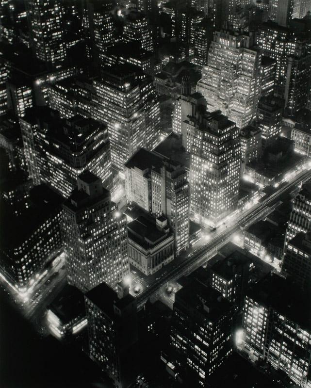New York by Berenice Abbott
