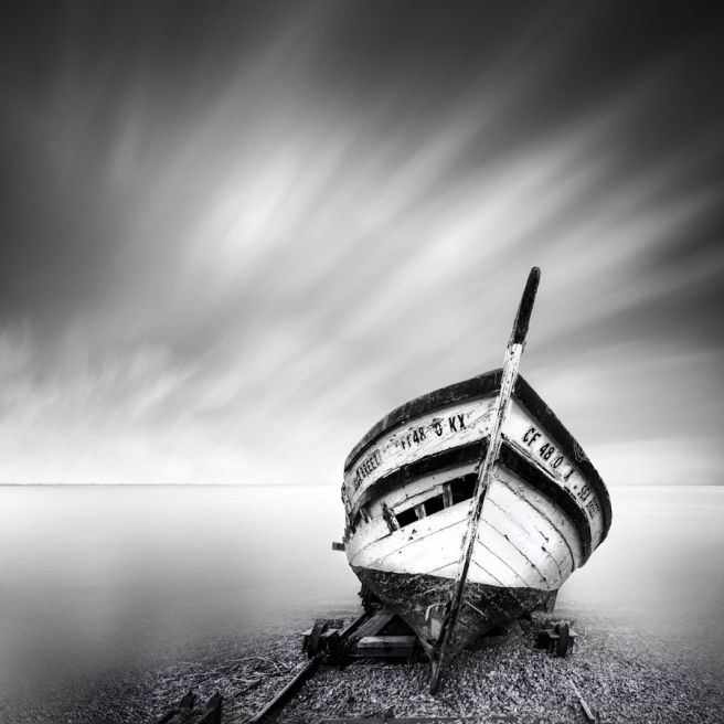 My Boat by Moises Levy