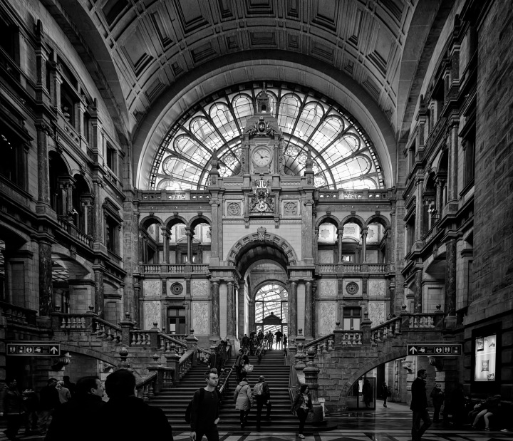 Antwerp - Grand Central Station