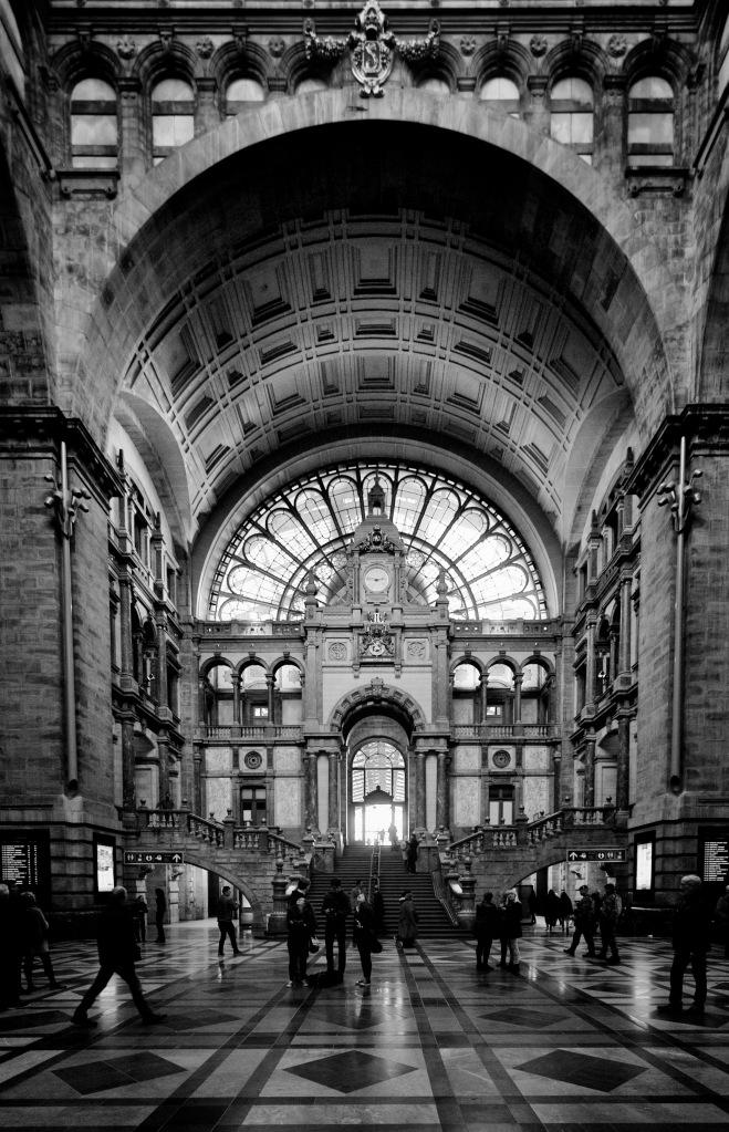 Antwerp - Grand Central Station