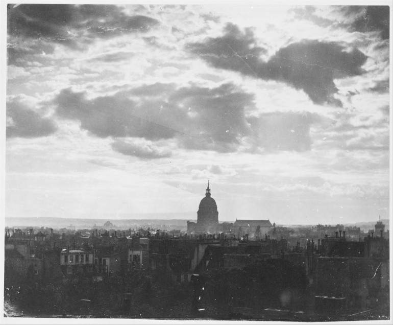 Charles_Marville,_Cloud_Study_over_Paris,_1850s