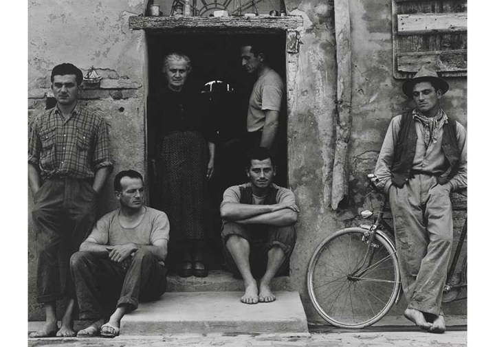 Paul-Strand-The-Family-Luzzara-The-Lusettis-1953
