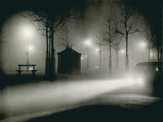 Paris by Night Brassaï 2