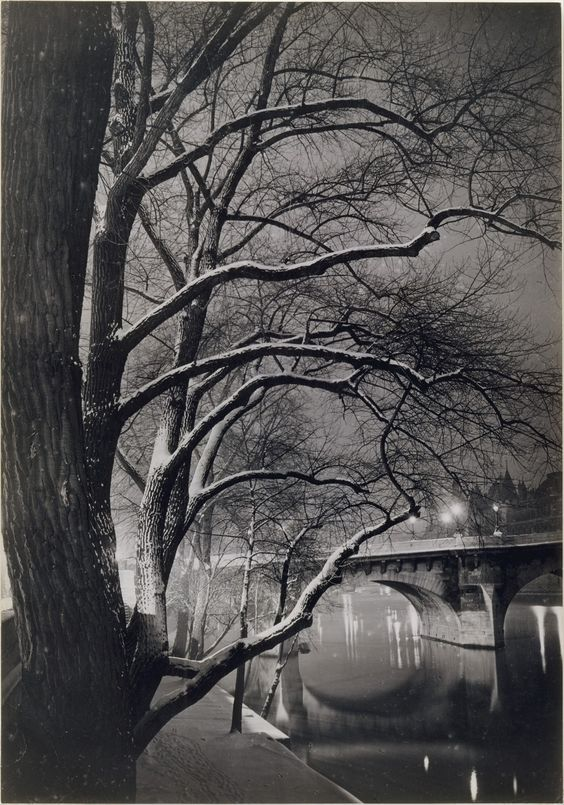 Paris by Night Brassaï