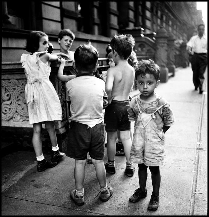 USA. New York. 1946.