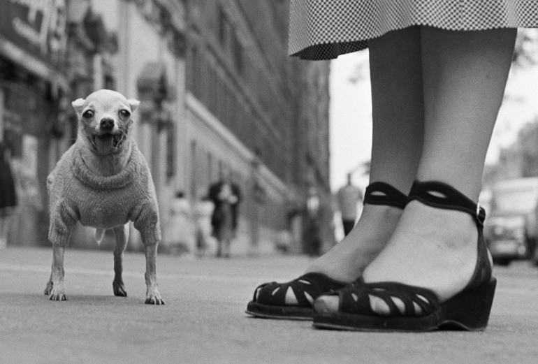 USA. New York City. 1946.