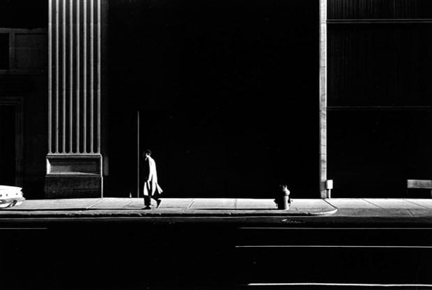 Monday's Photography Inspiration – Ray Metzker