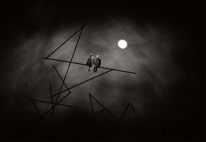 Monday's Photography Inspiration – Gilbert Garcin