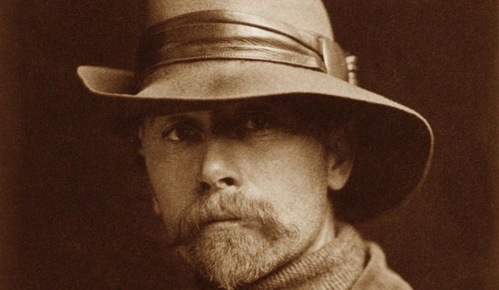 Monday's Photography Inspiration – Edward S. Curtis