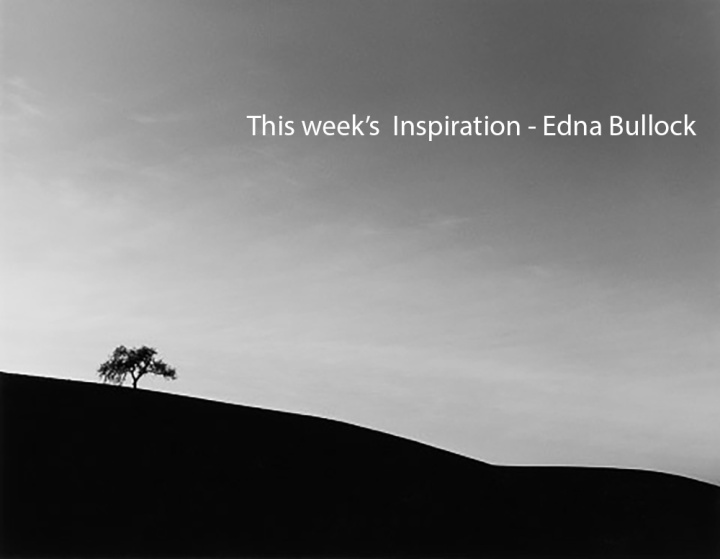 Monday's Photography Inspiration – Edna Bullock