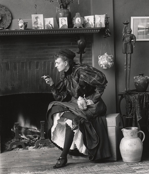 Monday's photography Inspiration – Frances Benjamin Johnston